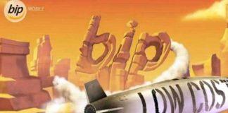 Bip Mobile torna online