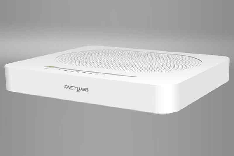 Fastgate nuovo modem Fastweb