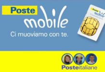 PosteMobile traffico in regalo