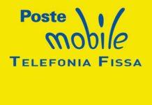 PosteMobile Telefonia Fissa