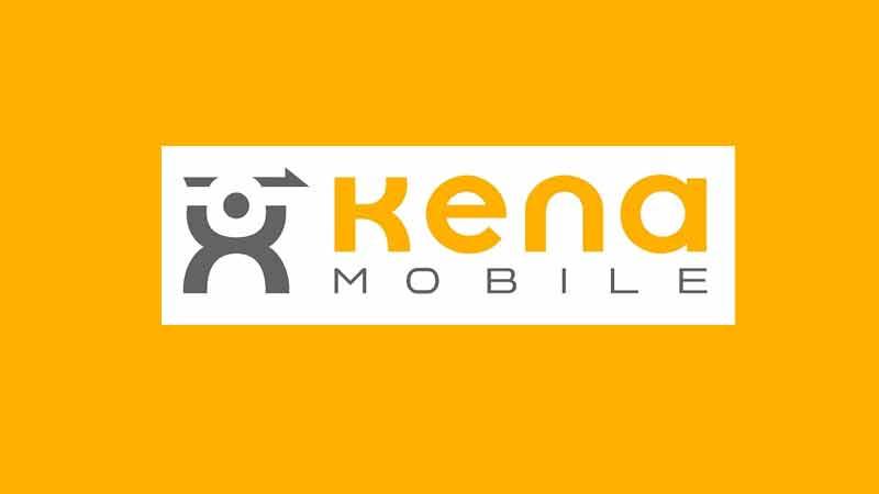 Logo dell'operatore Kena Mobile