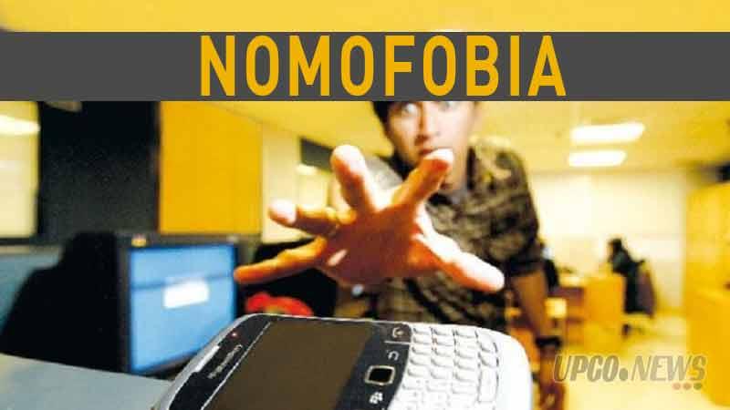 Nomofobia smartphone