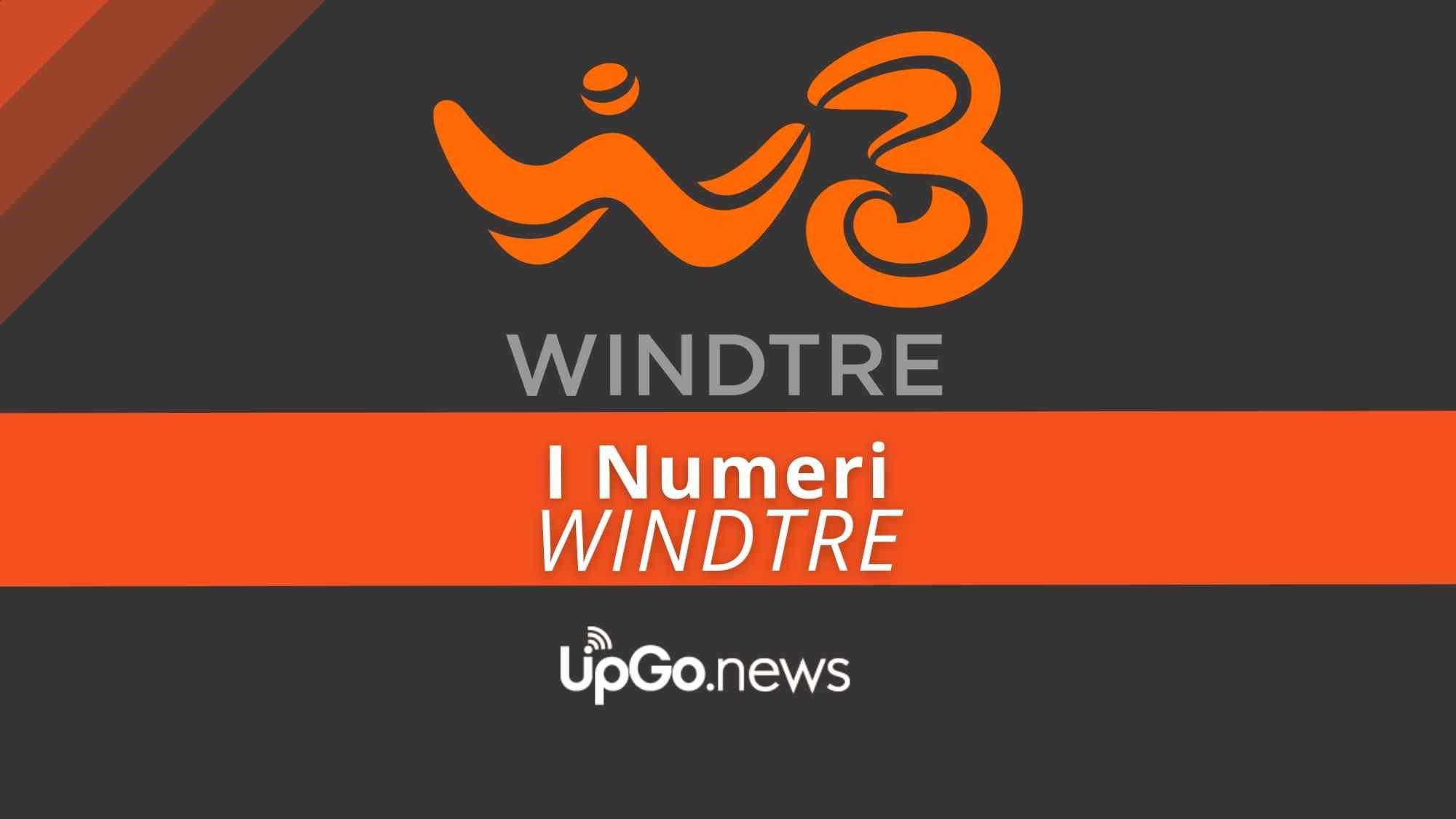 Numeri WindTre