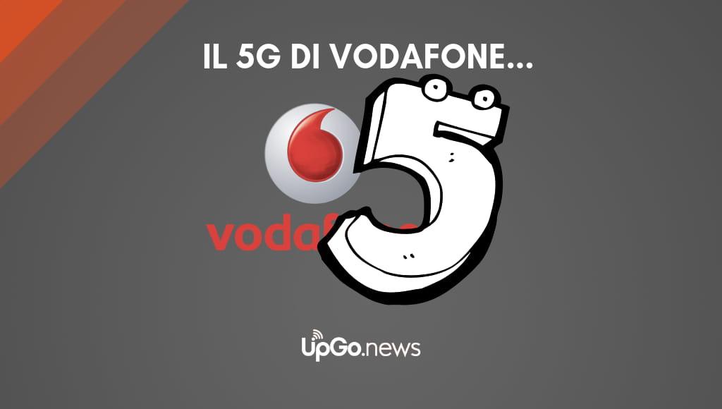 Il 5g di Vodafone
