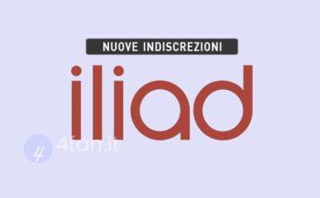 Iliad indiscrezioni