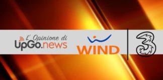 Opinioni su Wind e 3