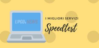 Speedtest servizi migliori
