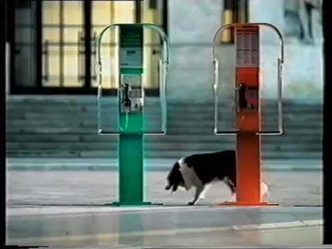 Cabine telefoniche di Infostrada