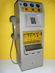 Cabina telefonia italiana