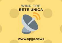 Wind Tre Rete unica