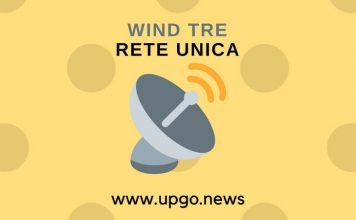 Wind Tre Rete unica