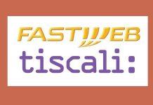 Fastweb Tiscali