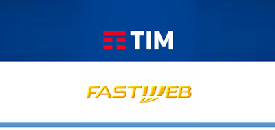 Tim Fastweb Loghi