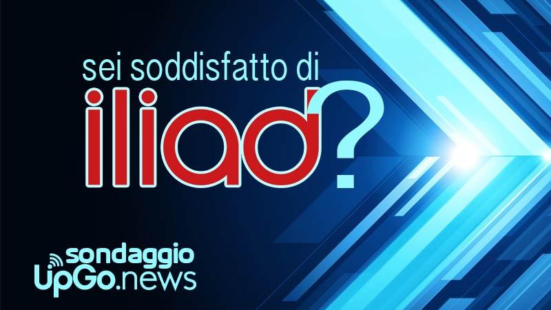 Sei soddisfatto di Iliad? titolo dell'articolo