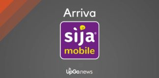 SiJa Mobile. Logo del gestore MVNO