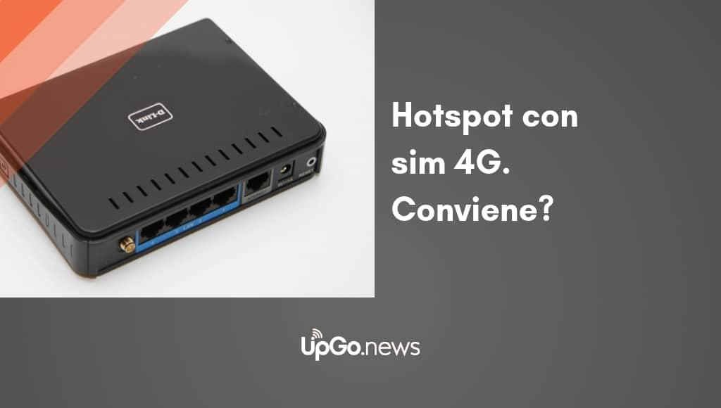 Hotpost 4G Wifi