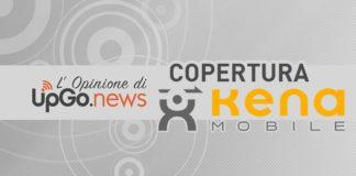 Kena Mobile copertura. Titolo del post