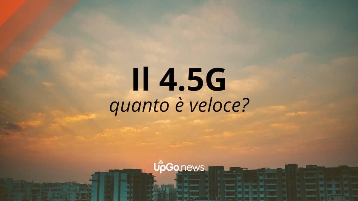 4.5 G