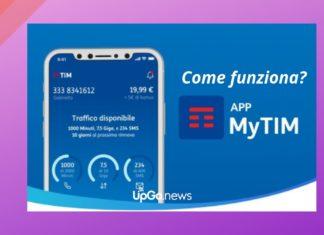 Come funziona MyTim