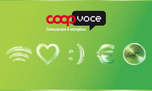 CoopVoce slogan