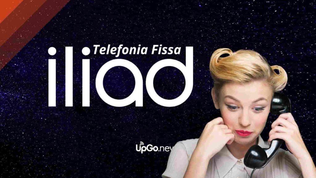 Iliad Telefonia Fissa