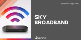 Sky Broadband Italia logo