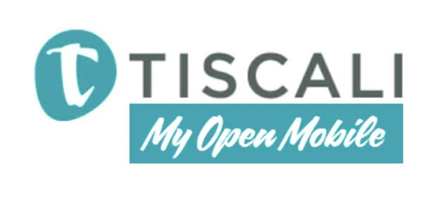 Logo di Tiscali Mobile