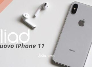 IPhone 11 con Iliad