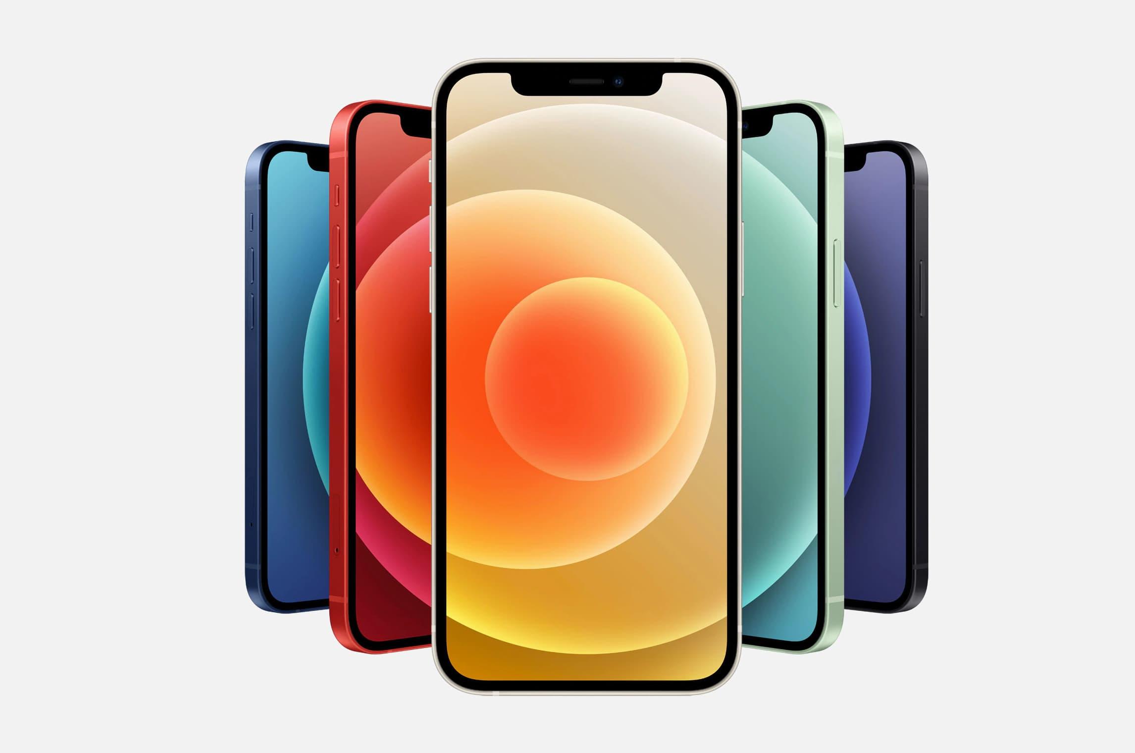 IPhone 12 immagini