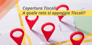 A quale rete si appoggia Tiscali? Copertina dell'articolo