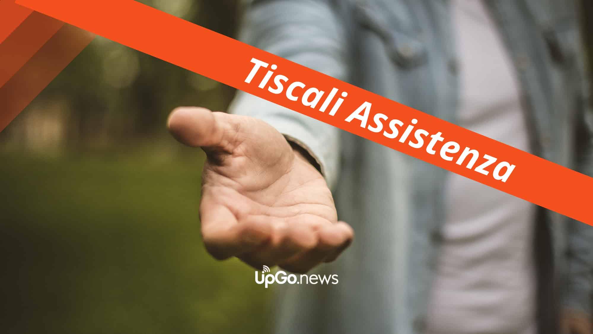 Assistenza di Tiscali