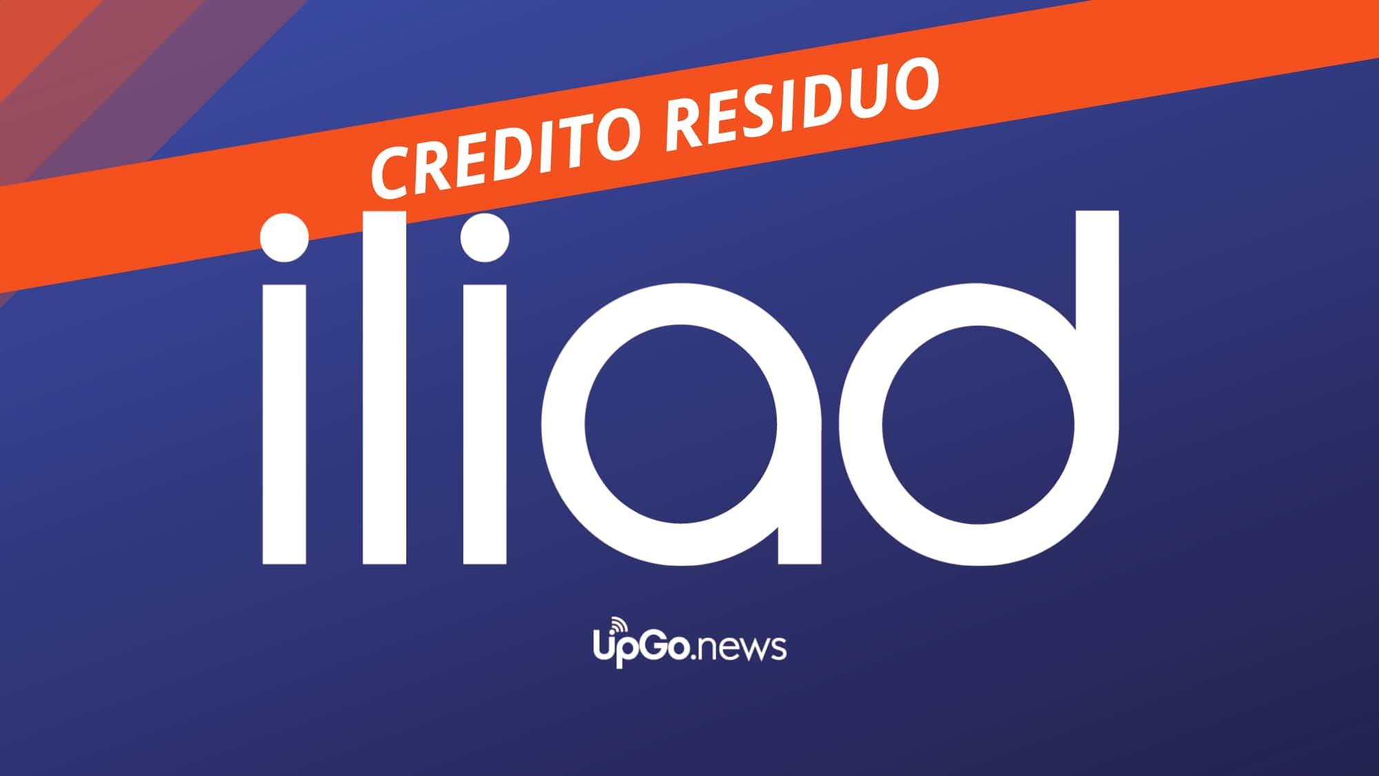 Credito Residuo Iliad