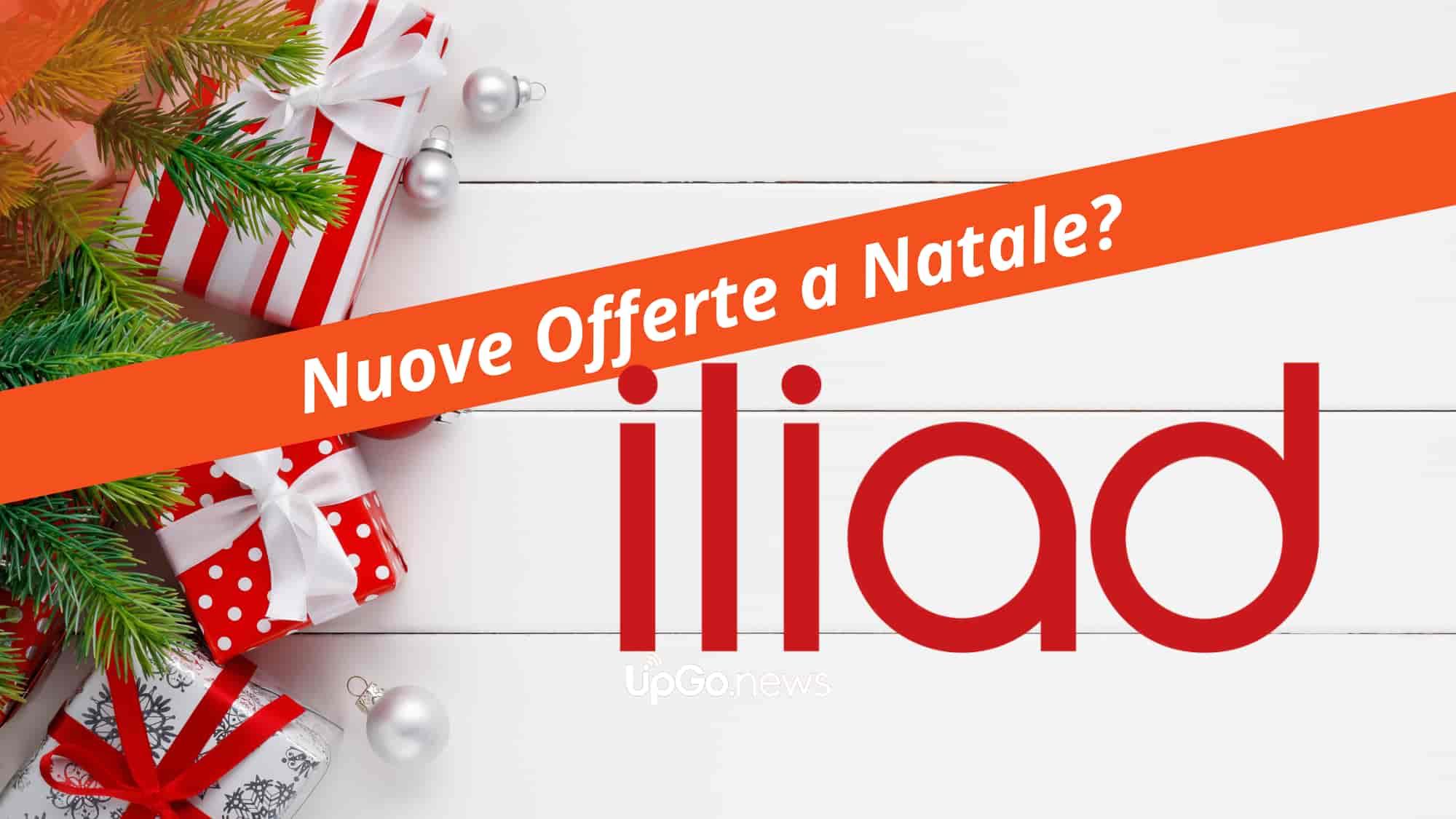 Iliad Offerte Natale