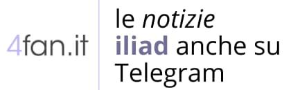 Iliad su Telegram