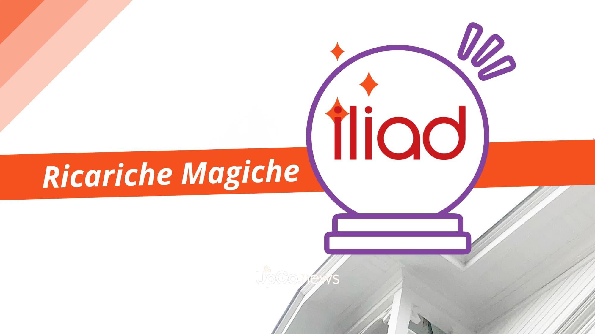Ricariche Magiche Iliad