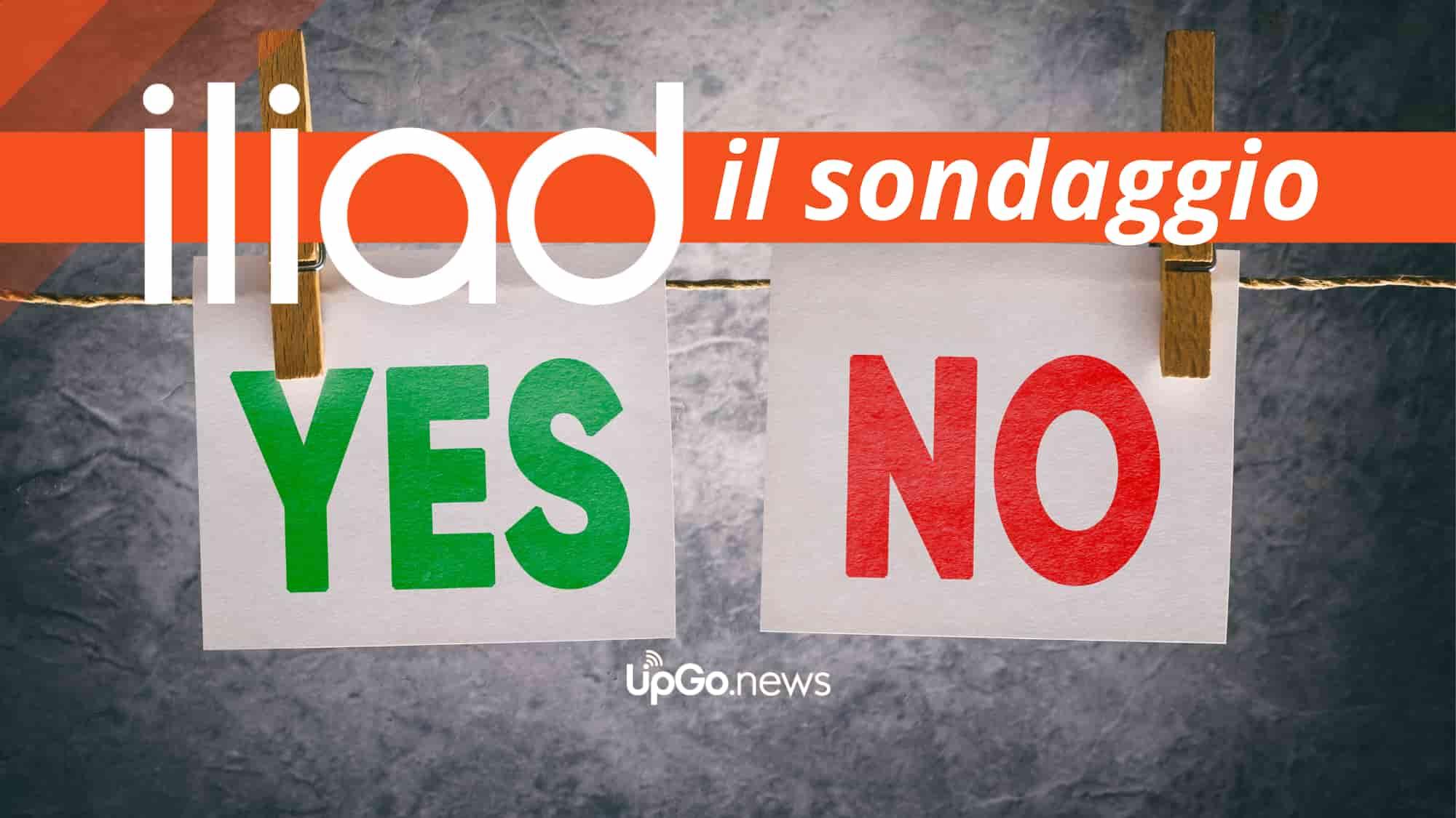 Iliad sì o no