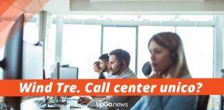 Wind Tre, call center unico