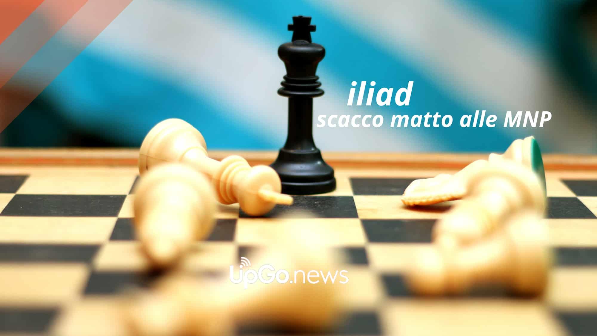 Iliad scacco matto