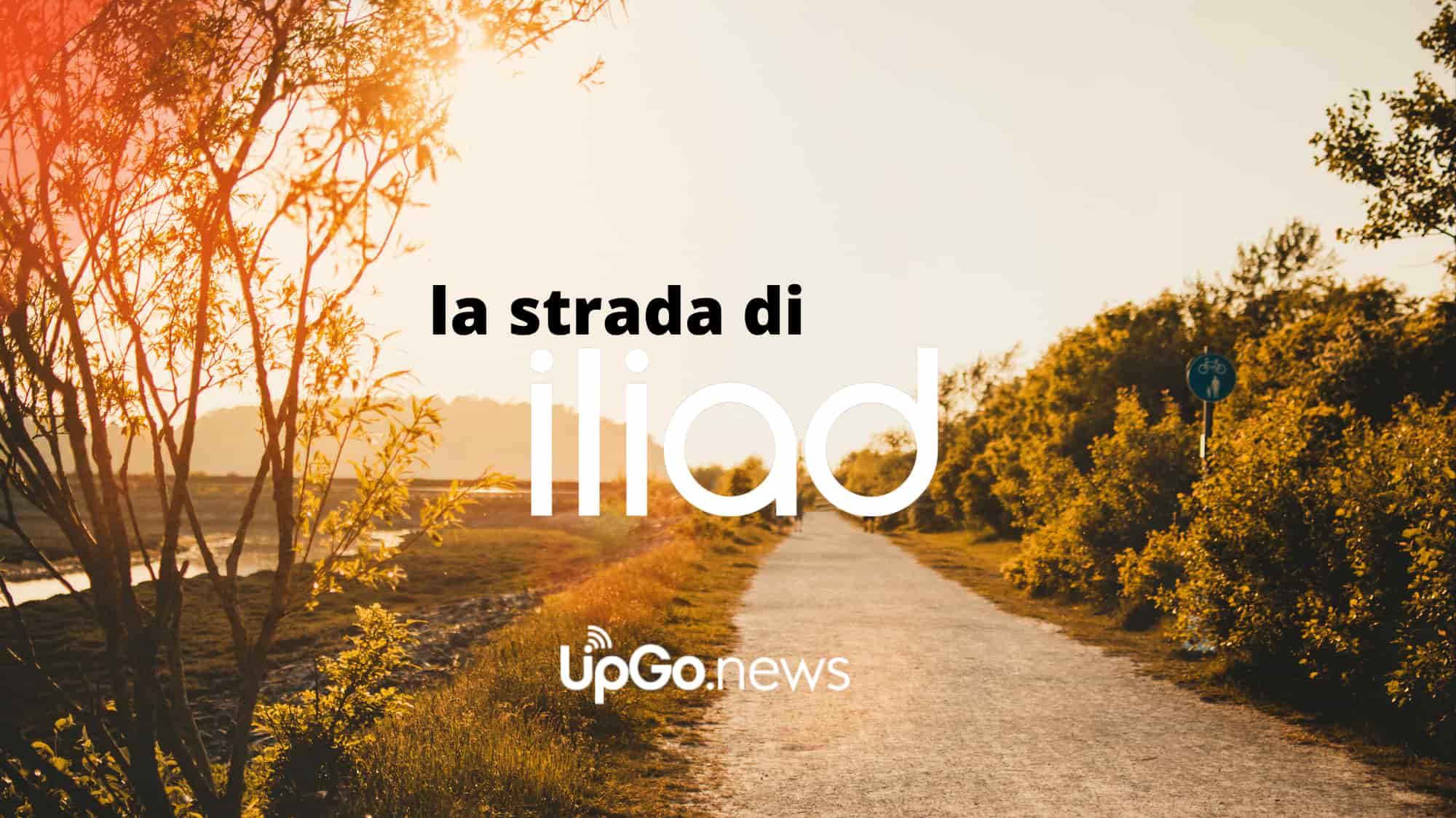 La strada di Iliad