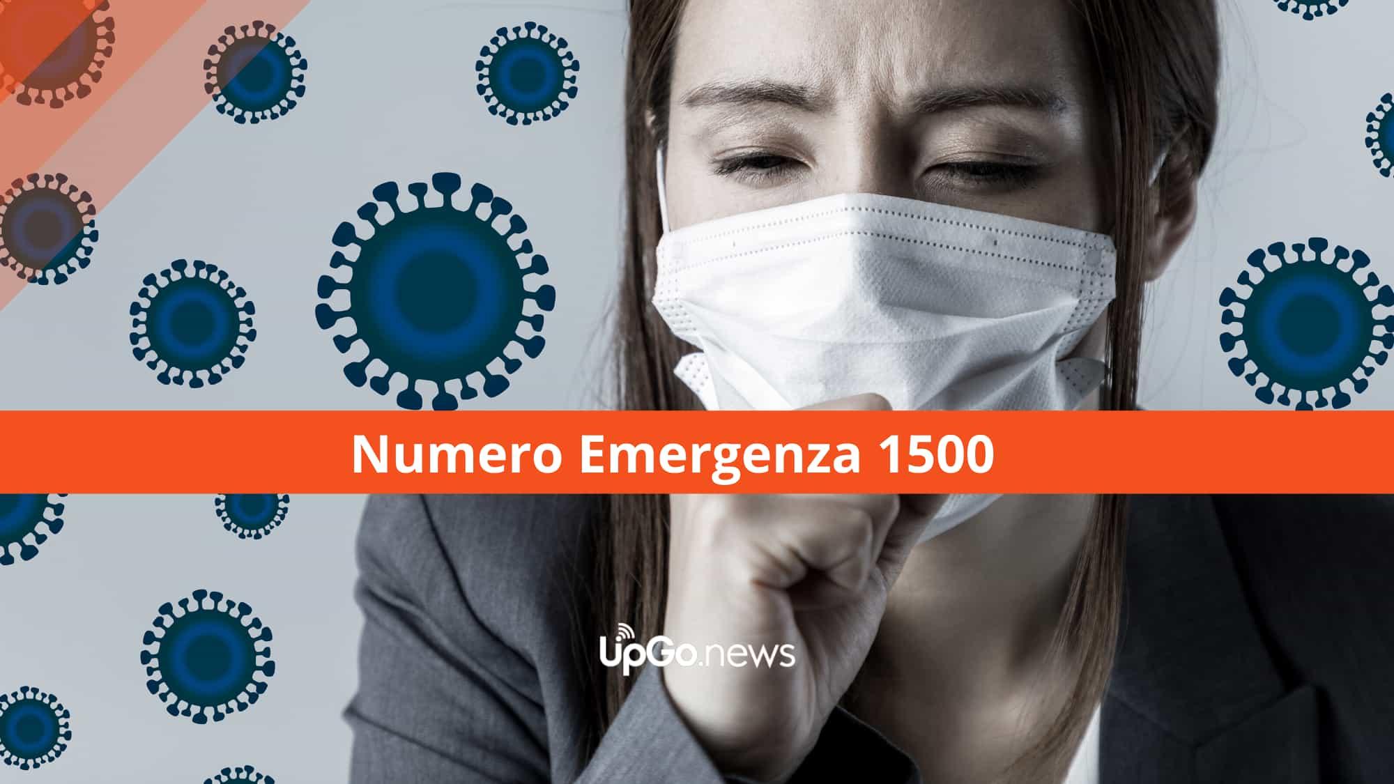 Numero Emergenza 1500