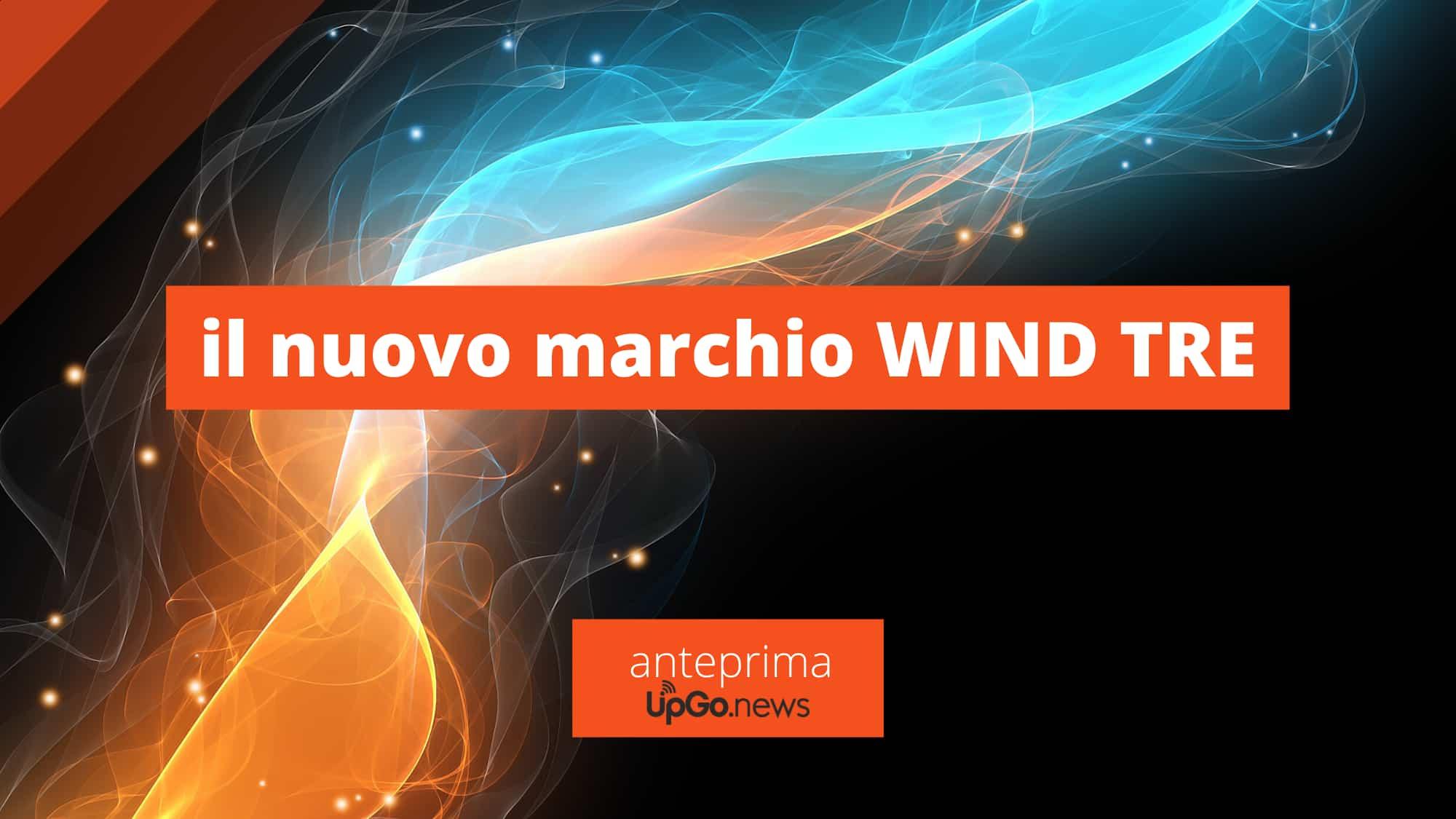 Nuovo Marchio Wind Tre