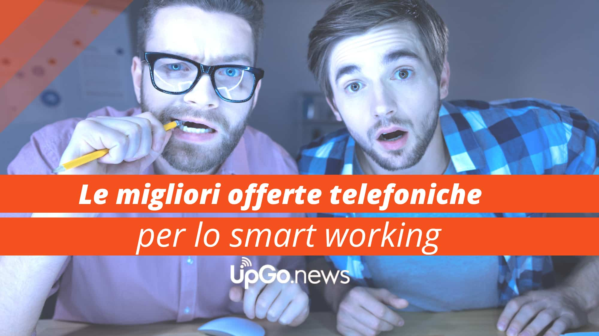 Offerte Telefoniche Smart Working