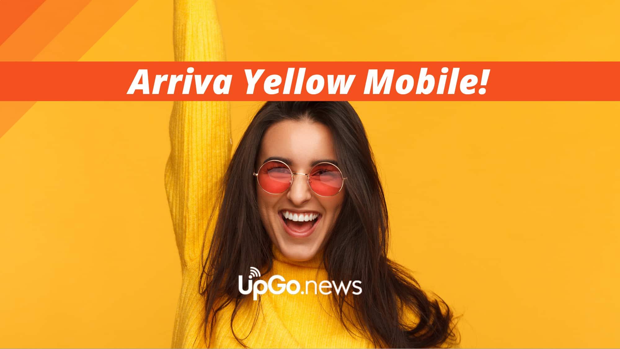 Yellow Mobile nuovo gestore