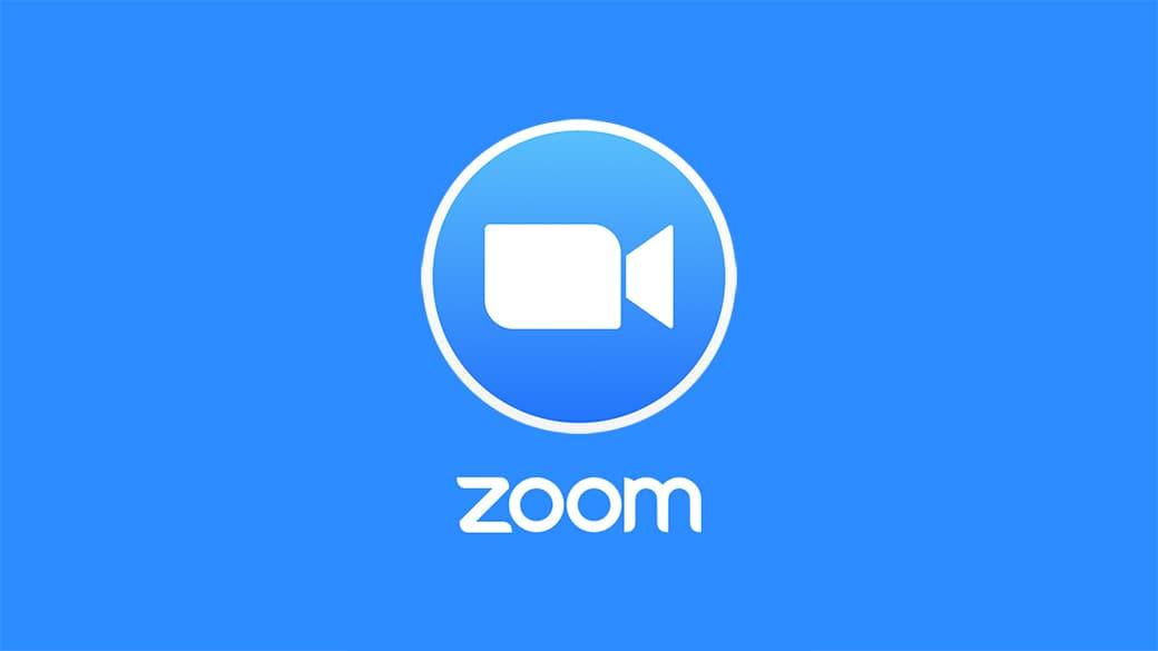 Zoom logo app