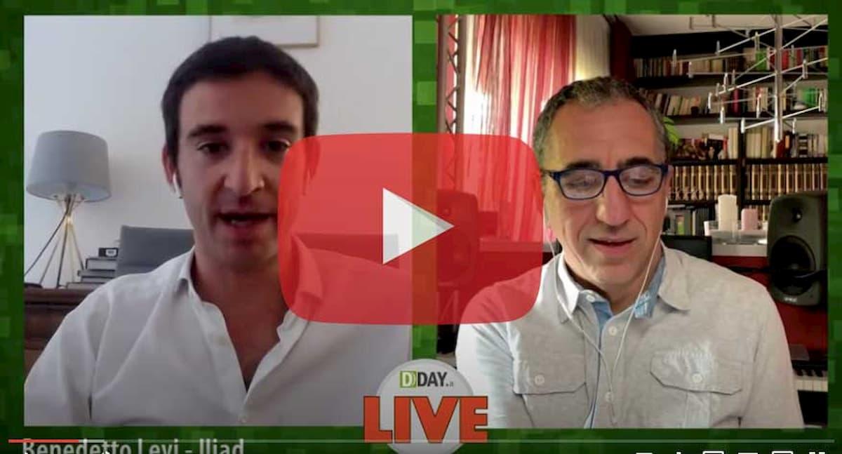 Benedetto Levi intervista Canale YouTube