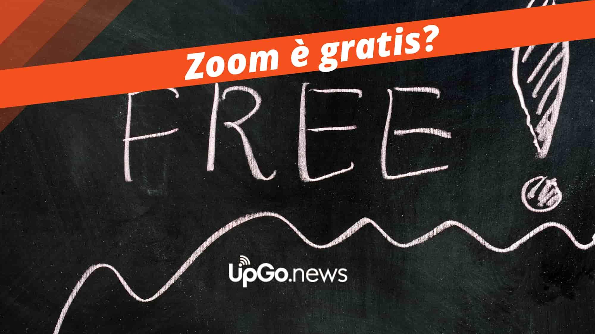 Zoom è gratis?