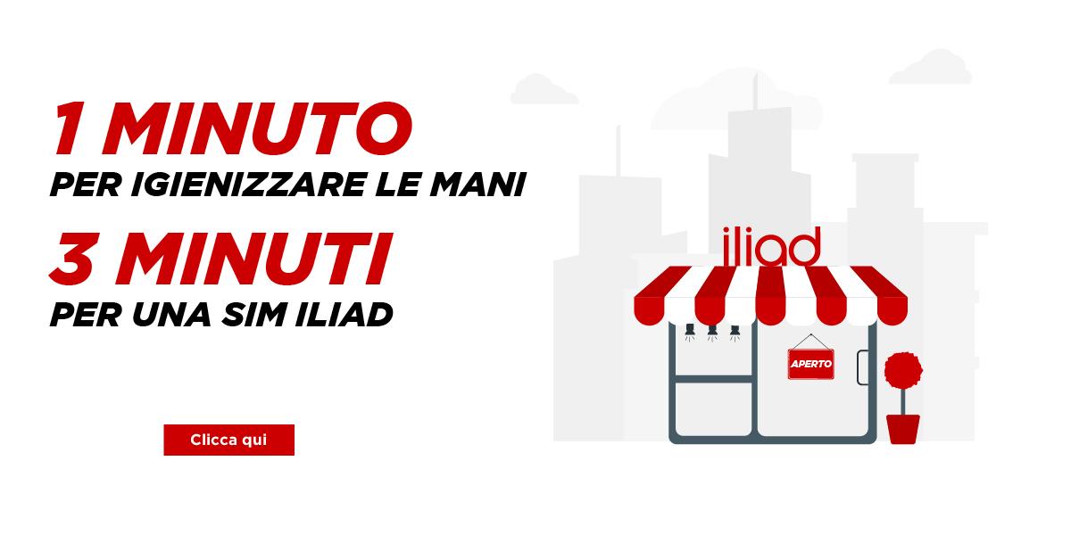 Comunicato Stampa Iliad