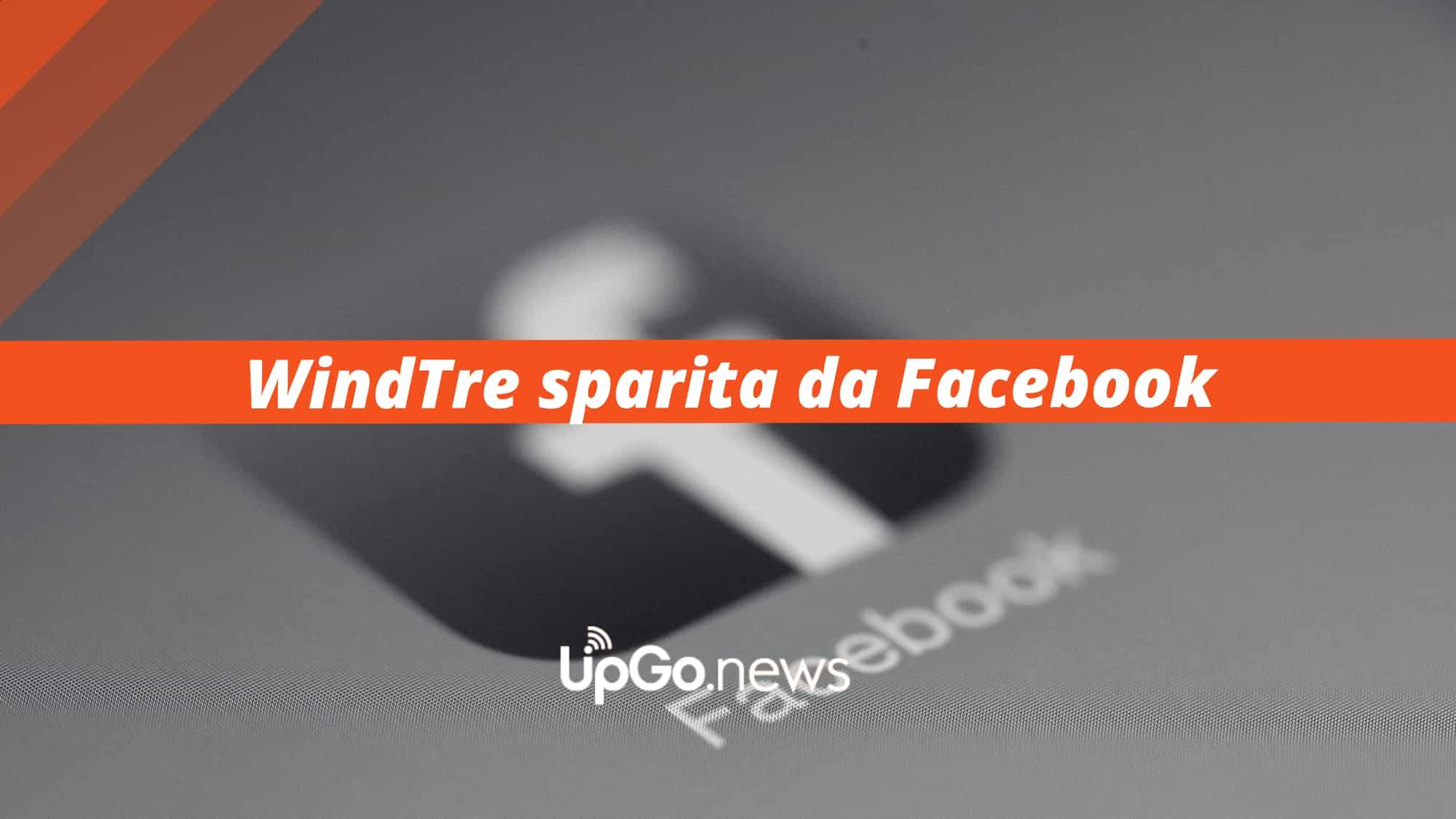 WindTre Facebook