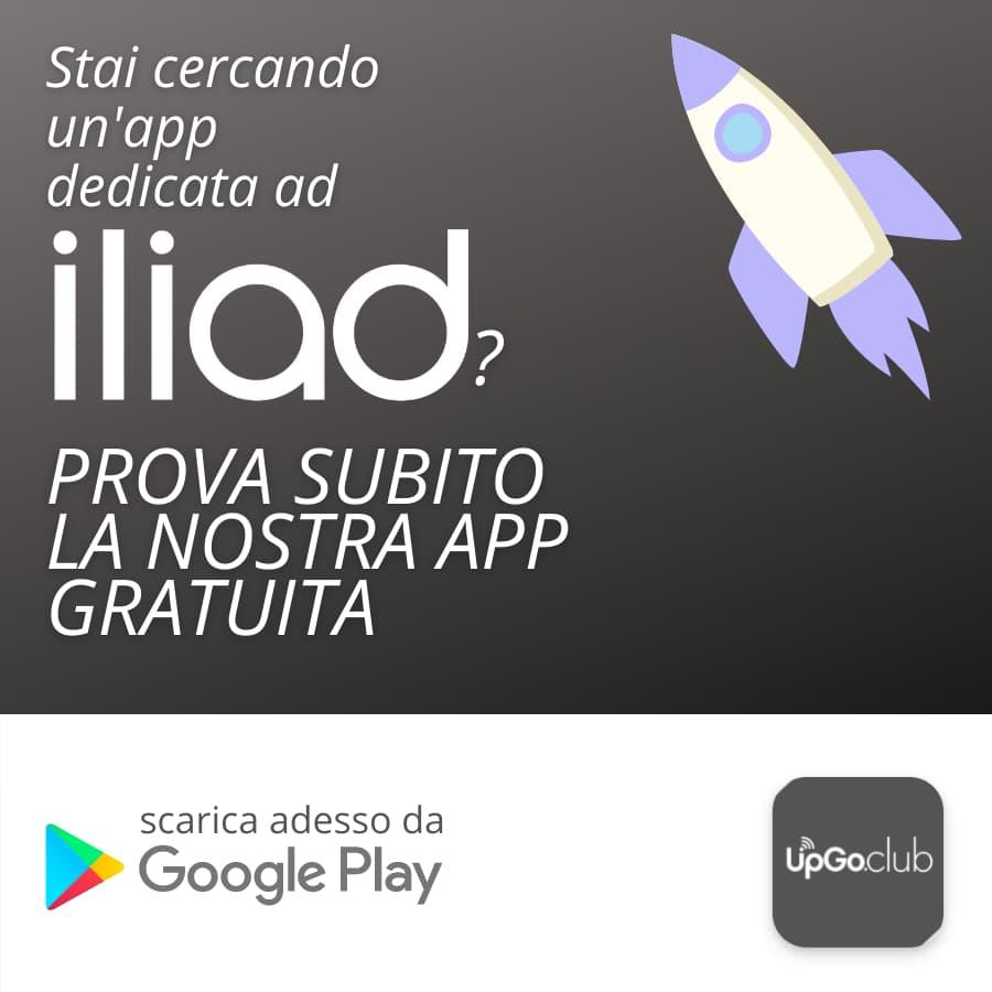 App dedicata a Iliad