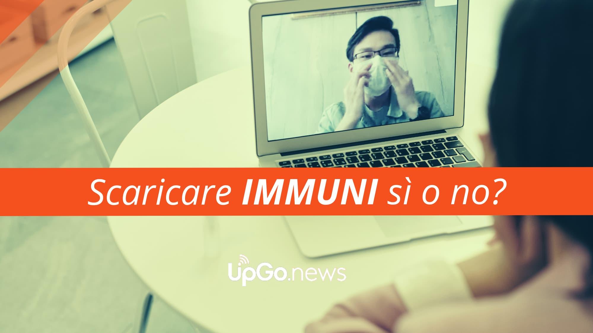 Scaricare Immuni